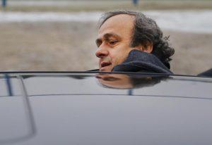Michel Platini liberato: sotto torchio fino a notte fonda sull'assegnazione al Qatar dei Mondiali 2022