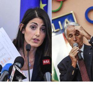 Olimpiadi: ieri hater all'opposizione, oggi festanti al governo