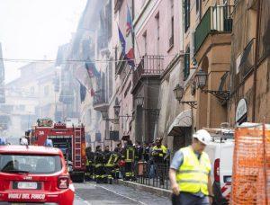 Rocca di Papa, esplosione al Comune: la fuga di gas, la saturazione, l'ascensore fa da miccia