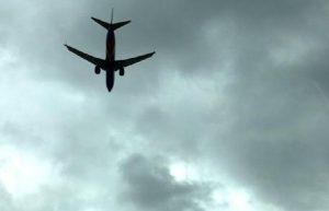 Roma, aereo civile privato perde contatto radio: Eurofighter lo intercetta e lo scorta al confine (foto d'archivio Ansa)