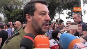 """Al Salvini """"zitta o candidati con la sinistra"""", Monica Napoli di SkyTg24 spiega i doveri del giornalista"""