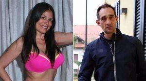 Sara Tommasi incinta: il fidanzato è Angelo Guidarelli, militante di Casapound