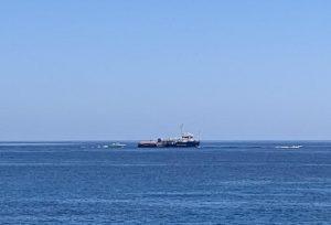 Sea Watch, le condizioni di Salvini: 21 ad Amsterdam, 21 a Berlino, capitana arrestata, nave sequestrata (foto Ansa)