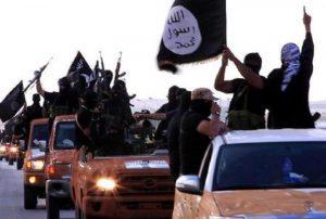 Siria, arrestato italo-marocchino militante dell'Isis (foto d'archivio Ansa)