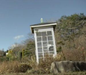 Giappone, il telefono del vento per parlare con i propri morti