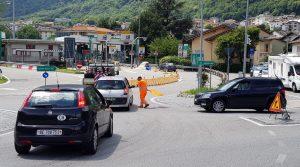 A5 Torino-Aosta, allarme frana a Chiappetti a Quincinetto: chiusi 18 km di autostrada