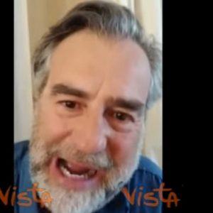 Carlo Verdone e Max Tortora che imita Celentano: il video è virale