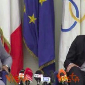 """Totti: """"De Rossi? Andremo insieme in Curva Sud"""" VIDEO"""