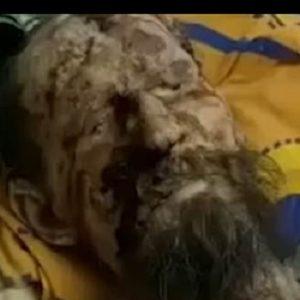 uomo mummia
