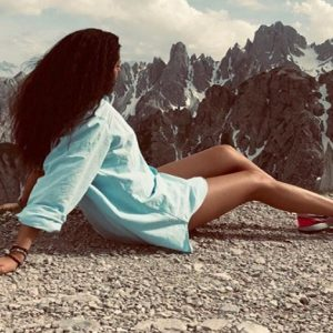 """Valentina Vignali: """"Dove ho messo i dieci chili presi al Grande Fratello? Sotto la camicia larga..."""""""