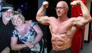 Moglie arrestata per eccessivo controllo sul marito bodybuilder: gli chiedeva più pulizie, meno palestra