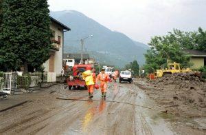 Maltempo, allarme frane in Valtellina: a Delebio (Sondrio) evacuate 150 persone