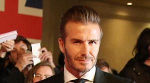 YouTube David Beckham bacia la figlia Harper durante Mondiale Femminile VIDEO