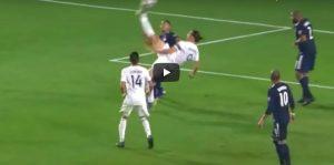 YouTube Magia di Ibrahimovic, video con il suo gol in rovesciata