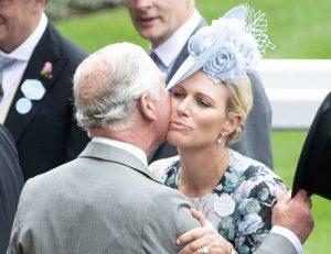 Meghan Markle e Kate Middleton scansatevi: è Zara Tindall la preferita di zio Carlo