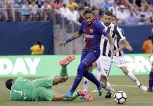 Calciomercato Juventus Neymar, Dybala Matuidi scambio