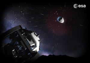 FlyEye, telescopio cacciatore asteroidi per rete di allerta impatto Terra