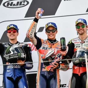motogp germania podio