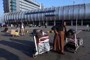 British Airways e Lufthansa, voli per Il Cairo cancellati