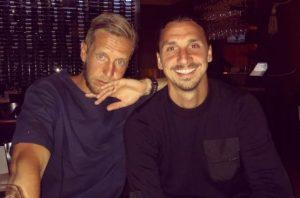 """Ambrosini pubblica foto con Ibrahimovic su Instagram: """"Dio esiste"""""""