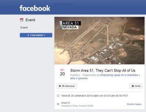 Area 51, nel weekend marcia per liberare gli alieni. Aderiscono in 500mila