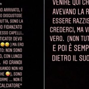 """Ashley Rose, fidanzata Malcuit si sfoga su Instagram: """"Tifosi Napoli razzisti"""". Società si scusa"""