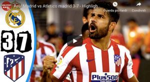 Atletico Real 7-3 video gol highlights youtube