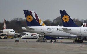 allarme bomba su aereo lufthansa a belgrado
