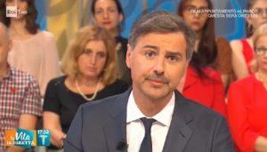 """Beppe Convertini: """"Sara Ricci? E' stata una bella storia"""""""