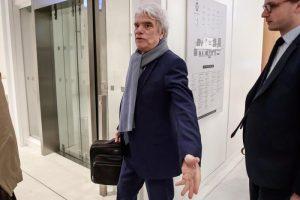 Bernard Tapie assolto accusa frode per Adidas in Francia
