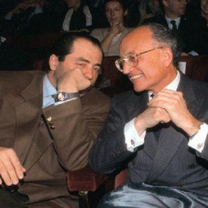 Borrelli e Antonio Di Pietro