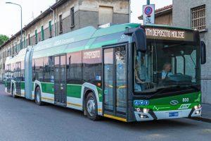 Bus a Milano