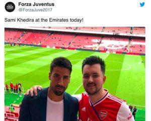 Calciomercato Juventus Khedira Arsenal Eriksen Zaniolo