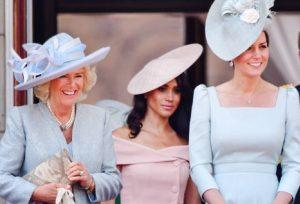 Meghan Markle e Kate Middleton, che autorità ha Camilla sulle nuore?