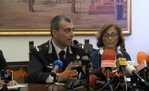 Comandante Provinciale dei Carabinieri di Roma, Francesco Gargaro