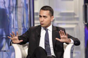 """Luigi Di Maio esulta per Atlantia (cioè Benetton) in Alitalia. Quello del """"mai, è decotta"""" era un sosia"""
