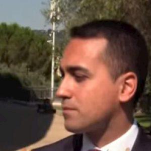 Di Maio parla della vicenda del figlio di Salvini