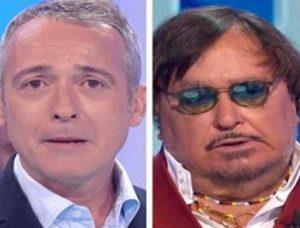 """Io e Te, Pierluigi Diaco perde le staffe durante intervista Umberto Smaila: """"Ma avete bevuto?"""""""