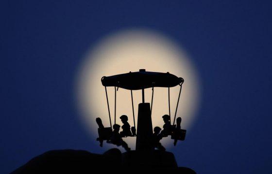 Luna piena a Cipro