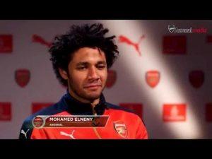 Mohamed Elneny, Arsenal, il giallo del cadavere a casa sua