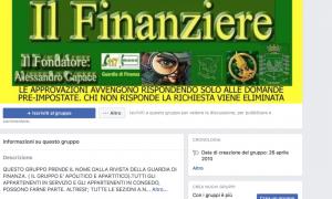 """""""Il Finanziere"""", la pagina Fb (non della GdF) in cui si chiede di sparare a Carola"""