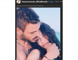Francesco Monte e il flirt con Isabella De Candia