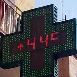 Giugno 2019 il giugno più caldo in Europa dal 1850. Due gradi sopra la media (foto Ansa)
