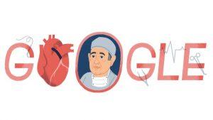 René Favaloro, 96 anni fa nasceva il cardiochirurgo inventore del bypass. A lui è dedicato il Google Doodle