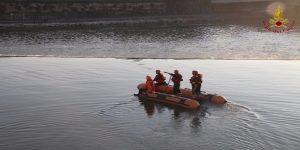 I soccorsi nella acque antistanti l'Isola di Gorgona