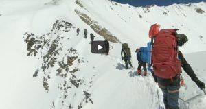 YOUTUBE Himalaya, le ultime immagini degli 8 alpinisti morti travolti da una valanga