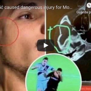 Ibrahimovic gomitata El Monir video youtube