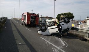 Alcamo, incidente sulla A29: morto un ragazzo di 13 anni Francesco Provenzano, feriti il padre e il fratellino