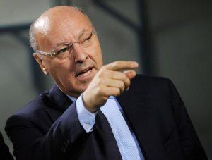 """Inter, Marotta: """"Icardi e Nainggolan non fanno più parte del nostro progetto"""""""