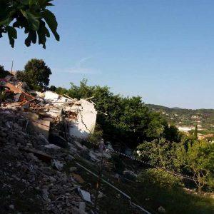Isola d'Elba, è morto uno dei tre feriti dell'esplosione della palazzina a Portoferraio